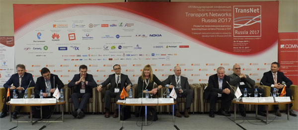 Transport Networks Russia 2017